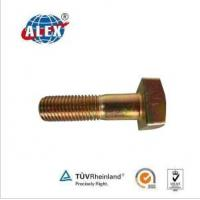 Quality Zinc Plated Day Mark Fish Bolt for sale