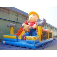 Buy Construction Field Inflatable Playground at wholesale prices
