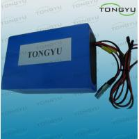 China Portable 24v 36v 48v Lifepo4 Rechargeable Battery Pack For Military Robots on sale