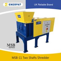 China Scrap aluminum/tin cans shredder for sale with UK design and CE on sale