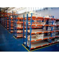 Quality High Density Adjustable Medium Duty Pallet Racking For Light Duty Products Warehousing for sale