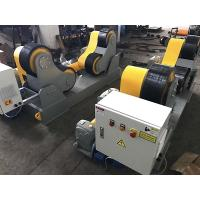 Quality Self Aligning Pipe Welding Rollers Welding Rotator For Pressure Vessels Welding for sale