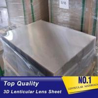 Buy cheap Plastic Lenticular PS material lenticular board 40LPI, 3.95mm, 120x240cm from wholesalers