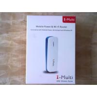 Quality OEM Wireless Route, Power Bank Mini 3G Wi-Fi Router Three In One Mobile Router,3G Hotspot for sale