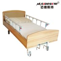 Quality Easy Operation Manual Adjustable Bed For The Elderly Spray Steel Material for sale