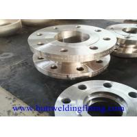 Quality ASME B16.5 150# 3'' Forged Steel Flanges Nickel Alloy NO8020 Welding Neck Flanges for sale