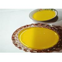 Quality Synthetic Rubber Yellow Pigment Paste Professional 1.1g/Ml-1.3g/Ml Specific Gravity for sale