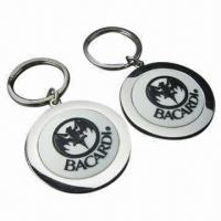 Quality PVC Keychain, Custom Design with Logos, Perfect for Promotion Gifts for sale
