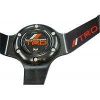 Buy Rubber Universal Racing Steering WheelWith Good Operation Performance at wholesale prices