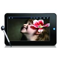 China Lithium-ion 2400mAh 7 Touch Screen Google Android Tablet PC with Android 2.1/2.2 on sale