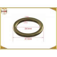 Quality Adjusted Nickel Plated Metal Belt Loops Inner Size 28.5mm Round Shaped for sale