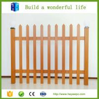 Buy cheap fence wpc materials wood plastic composite cladding Chinese company manufacturer from wholesalers
