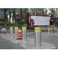 Quality Vehicle Control automatic parking bollards Heavy Duty Road Barrier for sale