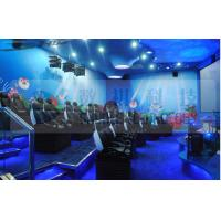 Quality Theme park 5D movie theater , specail design , artistic style , immersive effect for sale