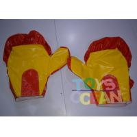 Quality Gaint PVC Inflatable Punching Gloves For Boxing Ring Sport Game for sale