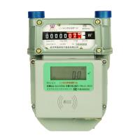 Quality IC Card Smart Prepaid Gas Meter G1.6 / G2.5 / G4 With Aluminum Body Case for sale