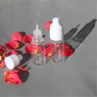 Quality 2016 PET 15ml plastic essential oil dropper bottle for sale