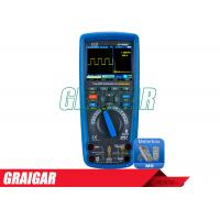 Quality Industrial Electrical Instruments Multimeter DT - 9989 Oscilloscope Functions for sale