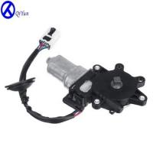 China Front Left 80731CA00A/80731CD000 12V Dc Power Window Regulator Motor Specs For Nissan on sale