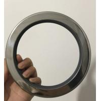 China Lips Type PTFE Oil Seals Stainless Steel OEM Oil Seals Clip Oil Seals on sale