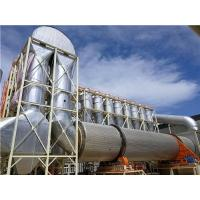 100000cbm/year OSB Single Pass Rotary Drum Dryer Turnkey Project for sale