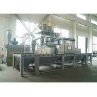 China Conveyor Auto Blasting Machine For Cleaning Aluminum Plates 1 Year Warranty on sale