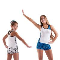 Buy cheap OEM service Girls Wholesale Cheerleading Uniforms from wholesalers