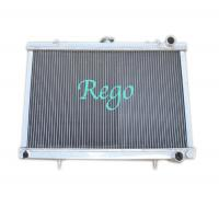 Quality Cooling aluminum racing car radiator for NISSAN SKYLINE R32 AU for sale
