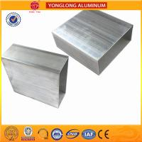 Quality OEM Machined Aluminium Profiles , Building Material Aluminium Die Casting Parts for sale