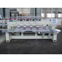 Quality Commercial Computerized Embroidery Machine For Caps / Headbands for sale