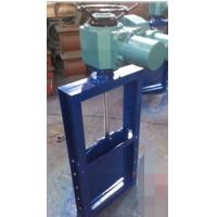 Quality Penstock Square Type Sluice Water Gate Valve For Channels Or Tanks ISO 9001 / GOST for sale