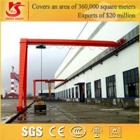China 20 Ton BMH Model Electric Hoist semi gantry crane design on sale