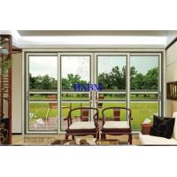 Residential Building Aluminum Sliding Windows Convenient For Cleaning for sale