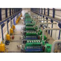 Quality 10 X 2000kW LNG and Heavy Fuel Oil Power Plant with Generating Sets 500 Rpm 600 Rpm 750 Rpm for sale