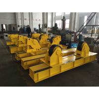 China 20T Capacity Hydraulic Lifting Conventional Welding Rotator Automatic Tank Butting on sale