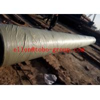 Quality TOBO STEEL Group Cold Drawing Stainless Steel Round Pipe ASTM A312 UNS S31254 254MO for sale
