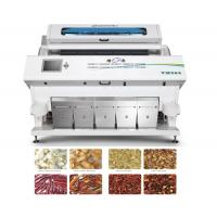 Quality Intelligent Color Sorting Machine Large Capacity For Grading Dried Onion for sale