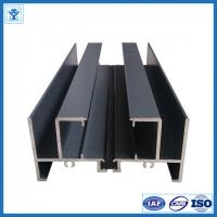 Quality Clear anodize extruded aluminum profiles for pop-up exhibition stand for sale
