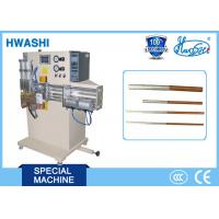 Quality Copper / Aluminum Tube Butt Welding Machine Automatic HWASHI 8-10 Years Service Life for sale