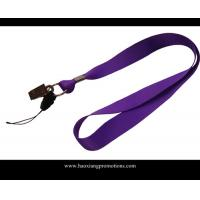 Quality Custom nylon/polyester lanyard/new fashion lanyard free sample for sale