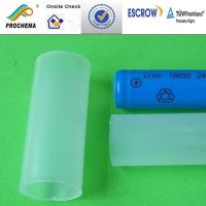 Quality FEP Battery protective tube, FEP anti-explosion tube, FEP anticorrosive tube for sale