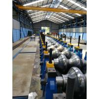 Quality Heavy Large Culvert Steel Roll Forming Machine , Corrugated Sheet Making Machine for sale