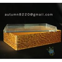 Quality BO (44) acrylic napkin case for sale