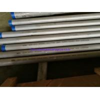 """Quality Seamless Stainless Steel Pipe, ASTM A312 TP304H, TP310H,TP316H,TP321H, TP347H Grain Siz Test 1-1/2"""" SCH40S 6000MM for sale"""