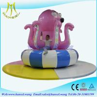 Quality Hansel electronic softplay indoor playgrounds for kids indoor park for sale
