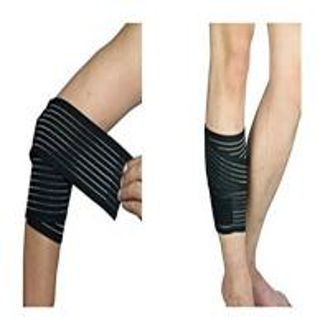 Quality Elastic knee wrap neoprene gym knee wraps inzer knee wraps.Elastic material.Customized size. for sale