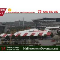 Quality 3000 people luxury giant clear span structure A frame tent for event for sale