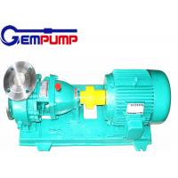 Quality IH Horizontal Single Stage Chemical Centrifugal Pump / Single-stage single suction pump for sale