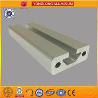 Quality Industrial Sulphate Aluminum Alloy Profiles Annealing Treatment T1 T4 T5 for sale