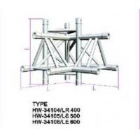 Quality Four Sides Corner Aluminum Lighting Truss Color Customized For Stage TUV Certification for sale
